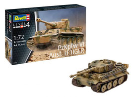 Revell 03262 PzKpfw VI Ausf.H TIGER Schaal: 1:72