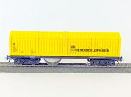 Lux 9131 HO Railslijpwagen
