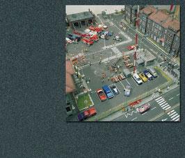 Busch 7085 Asfaltplein HO/N/TT/Z