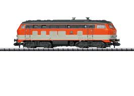 Trix 16280 Diesellocomotief Klasse 218 schaal N