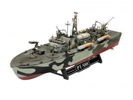 Revell 05165 Patrol Torpedo Boot PT-588/PT-57 Schaal: 1:72