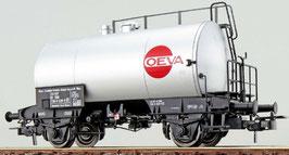 Esu 36246 Kesselwagen, H0, Deutz, OEVA 736 6 028-9, silber, ÖBB, Ep IV,  DC