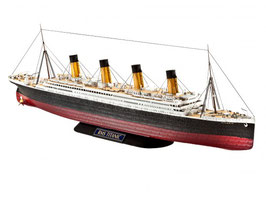 Revell 05210 R.M.S. Titanic Schaal: 1:700