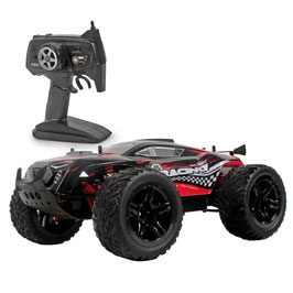 MGM 096856 Off-Road RC Sportbuggy 2,4 GHz RC Zwart/Rood