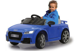 Ride on Audi TT RS