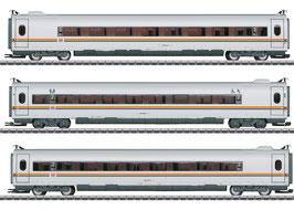 Marklin 43739 3 delige aanvullende wagonset