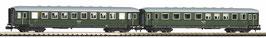 Piko N-2-Set coach 2. Kl. und 1./2. Kl. DB IV 40623