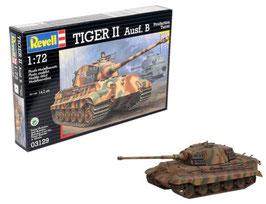Revell 03129 Tiger II Ausf.B Schaal: 1:72