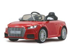 Audi TTS Roadster Rood en Wit