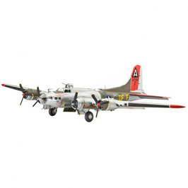 Revell 4283 B-17G Flying Fortress Schaal: 1:72