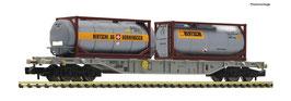 Fleischmann 825214 - Container trolley, AAE