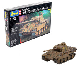 Revell 03171 PzKpfw V Panther Ausf.G Schaal: 1:72