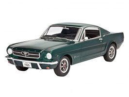 Revell 07065 1965 Ford Mustang 2 + 2 Fastback Schaal: 1:24