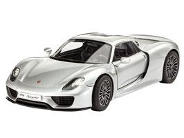 Revell 07026 Porsche 918 Spyder Schaal: 1:24