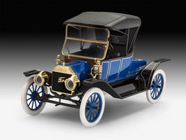 Revell 07661 Ford T Model Roadster (1913) Schaal: 1:24