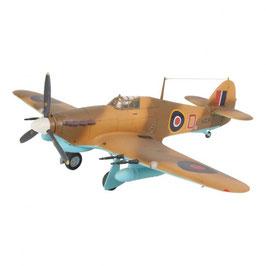 Revell 4144 Hawker Hurricane Mk.IIC Schaal: 1:72