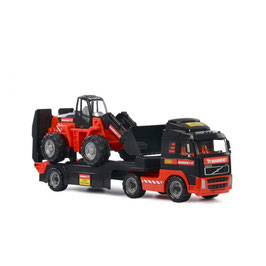 MAMMOET VOLVO TRUCK WITH LOADER 900004