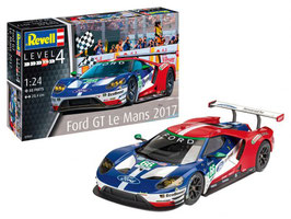 Revell 07041 Ford GT Le Mans 2017 Schaal: 1:24