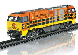 Trix 25297 Diesel locomotief Vossloh G 2000 BB