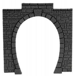 Tunnel Portaal 1 Sporig 60010 HO Spoor