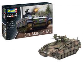 Revell 03326 Spz Marder 1A3 Schaal: 1:72