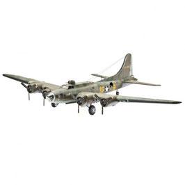 Revell 4279 B-17F Memphis Belle Schaal: 1:72