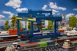 Faller 120291  Containerbrug GVZ Haven Neurenberg
