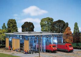 Faller Locloods voor elektrische tractie, 3-sporen 120217