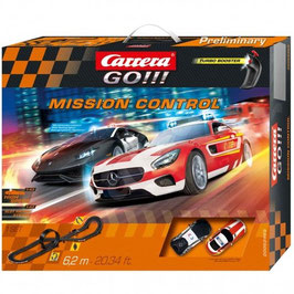 Carrera Go Mission Control Racebaan