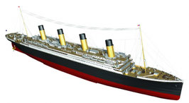 Billing Boats 510510 RMS Titanic Compleet