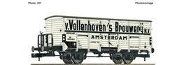 """Fleischmann 834802 - Koelwagen van de brouwerij """"Van Vollenhoven's"""", NS"""