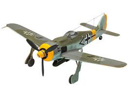 Revell 3898 Focke Wulf Fw190 F-8 Schaal: 1:72