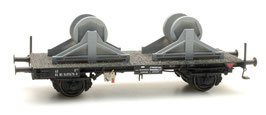 Artitec 20.316.06 GTU-werkwagen met kabelrollen