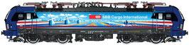 """LSmodels Spoor H0 E-locomotief BR 193 """"Design Hollandpiercer"""" van SBB Cargo, tijdperk VI, DDC met geluid"""