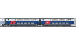 Marklin 43423 Set uitbreidingsrijtuigen 1 voor TGV Euroduplex