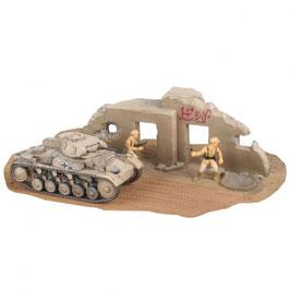 Revell 03229 PzKpfw II Ausf.F Schaal: 1:76
