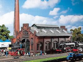 Faller Locomotiefloods/locomotiefgarage 120159