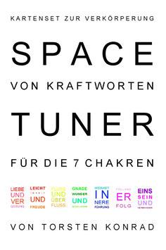 SPACETUNER                7 Chakren - Lernkarten