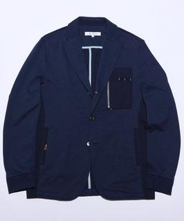 コーデュラカットソーMA-1ポケット付ジャケット