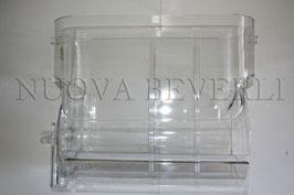 Contenitore / vasca per granitore GBG con vasca da 12 lt .