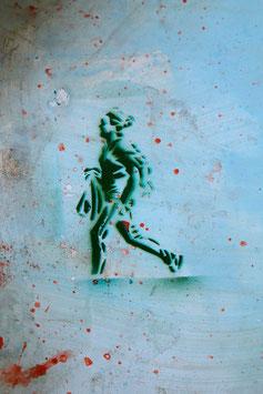 Läuferin, 2014, Mach's selbst Projekt