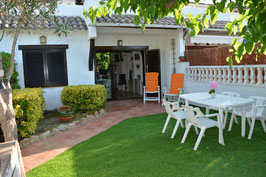 Montse house with swimming pool for 5 people