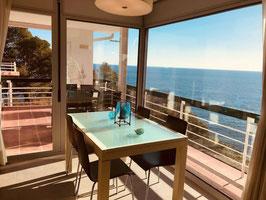 Apartamento Cala Salionç playa  (4 personas) Licencia turística: HUTG-042287-51