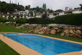 Casa con piscina CB19 (5 a 6 prs)