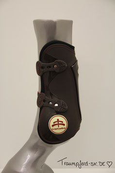 """MaKeBe tendon boots """"Temple"""""""