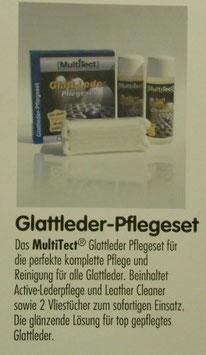 Multitect Glattleder Pflegeset  150 ml für Echtleder