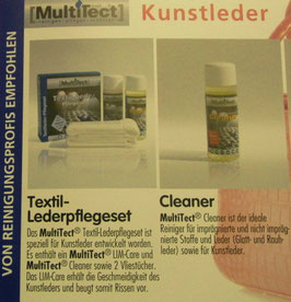 Multitect Textilleder-Pflegeset  150 ml für Kunstleder