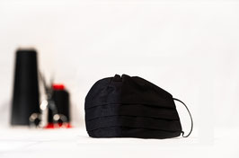 KINDER | MNS - Maske in Schwarz
