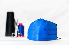 MNS - Maske in Blau