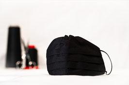 MNS - Maske in Schwarz